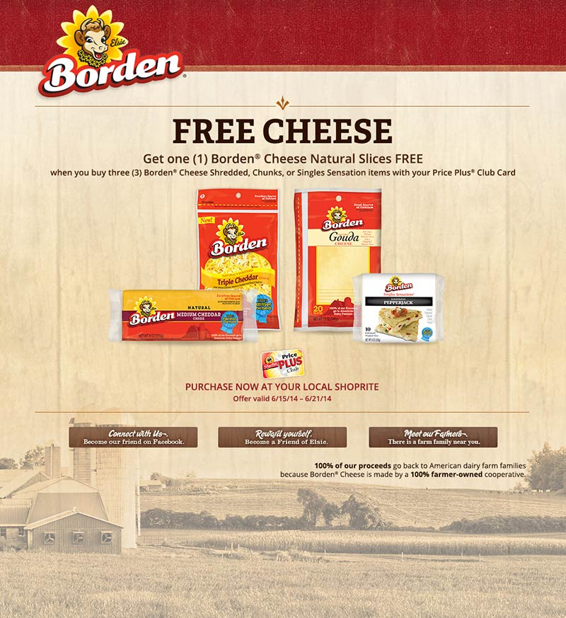 Borden Landing Page